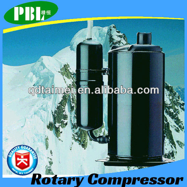 Highly Rotary Compressors with R410a/ R22/ R134a/R407c for Split Units Air Conditioners
