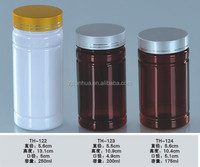 Alibaba China New Beauty Skin Care PET Bottle pill/healthy care plastic bottle Manufacturers