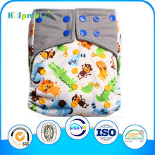 2014 luxurious bamboo charcoal nappy for your lovely