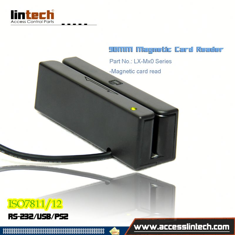 Mini Swipe Card reader magnetic strip card machines