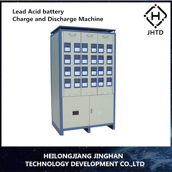 lead acid battery charge and discharge machine