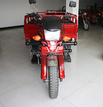 Heavy Duty Cargo Tricycle 200cc motorcycle cargo trailer Factory with CCC Certificate