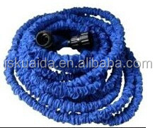 Latex 50FT X Expandable Hose for Garden retractable water pipe TV hot-selling