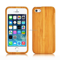 Ecru Bamboo Wood Back Case For iPhone 6