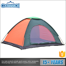 Factory direct supply new design big outdoor cabin tents 2 person tent