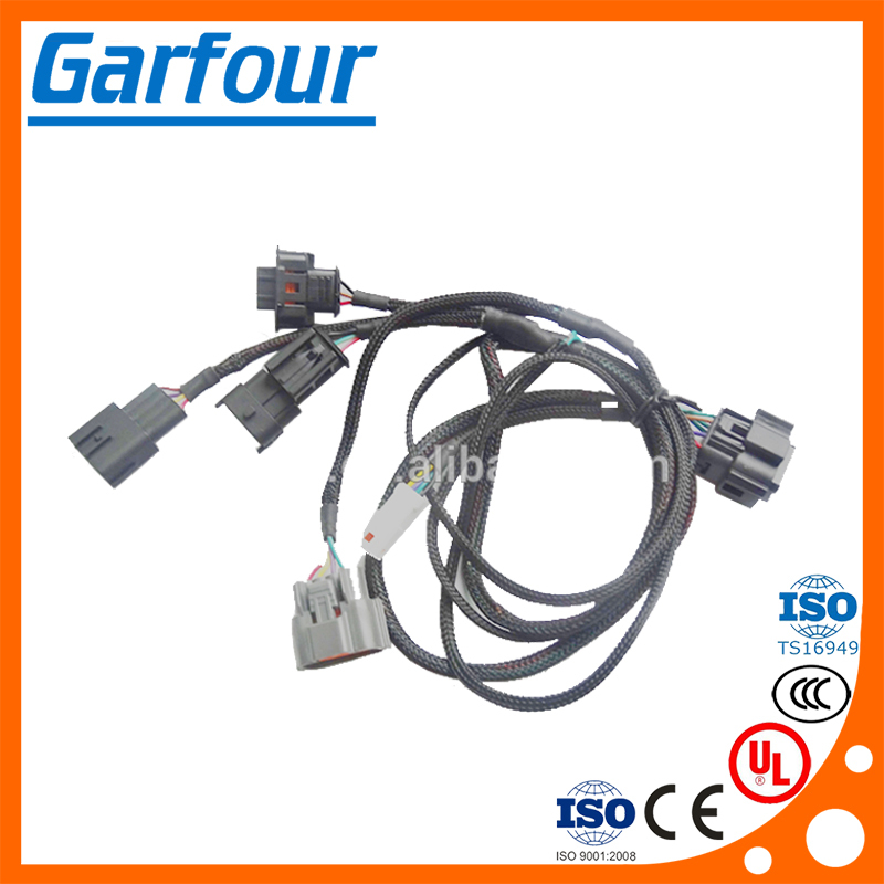 Dodge auto parts ,engine wiring harness for dodge