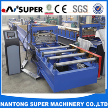Cold Metal Roofing Tile Roll Forming Machine with Best Price