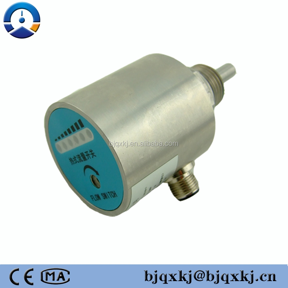 themal type flow switch,water pump flow switch,oil flow switch