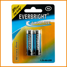 AA batteries alkaline dry cell battery LR6/AM3 1.5v