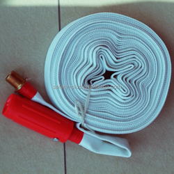 All Diameter and Working Pressure PVC Lined Canvas Fire Hose