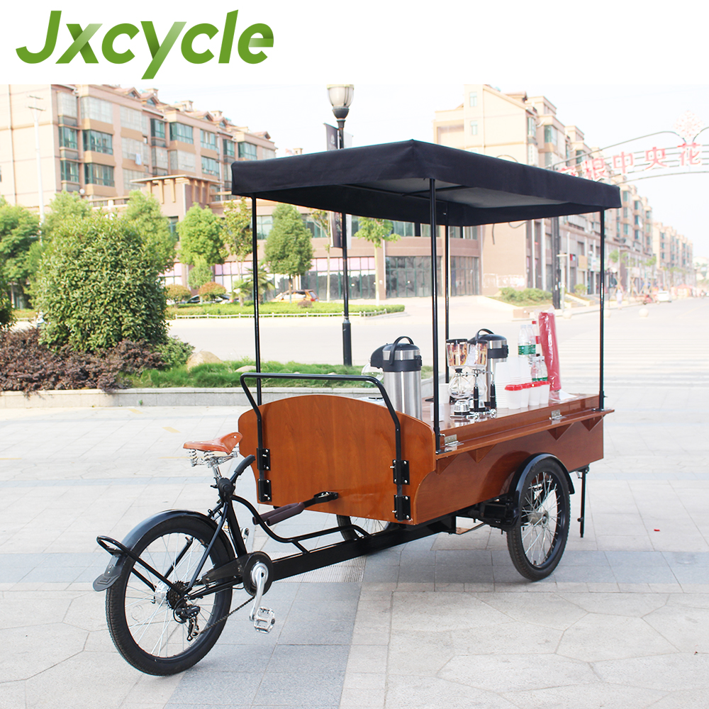 Electric mobile coffe trike China