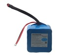 Victpower 13.2v 10ah 4s4p lifepo4 battery pack jump start battery pack for electric motorcycle