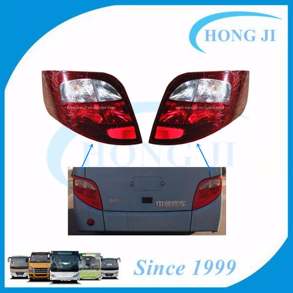 Accessories 6115 for Zhongtong bus tail light Z-HX800x400 rear lamp