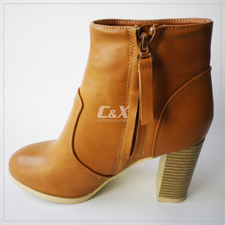 CX014 2016 plus size women <strong>boots</strong>