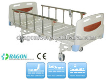 DW-BD125 Electric bed with three functions hospital adjustable bed With Linak motor