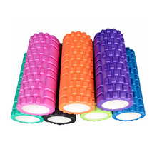 Promotional Private Label Massage Grid Yoga 33cm Hollow EVA Foam Roller