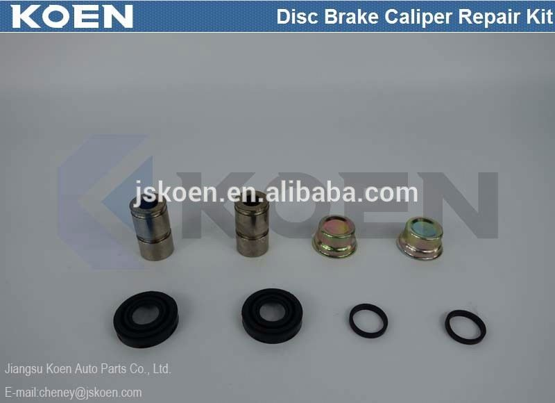 Supply Disc Brake Caliper Repair Kit FMSI D76 Use For MAZDA 1500, 1800, B1800, B2000, Rotary Pickup, RX-2, RX-4, RX-7