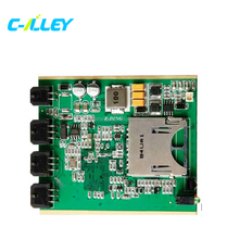 CCTV Printed Circuit Board Assembly, Camera PCBA Manufacturing and Copy