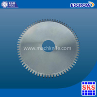 Circular Saw Blade for Paper Cutting