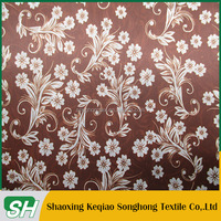 170T 190T 210T polyester taffeta fabric for pocket lining