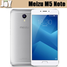 HOT 5.5 Inch Meizu M5 Note 3GB RAM Octa Core Helio P10 4G LTE Mobile Phone