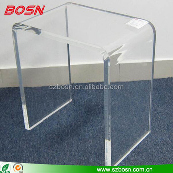 Acrylic End Table Furniture