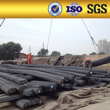 unit weight of steel bars building iron rod