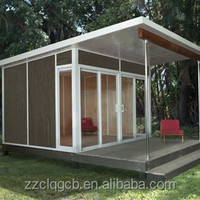 modern container prefab house/prefabricated modular homes