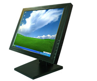 USB powered 19 inch desktop touch monitor LCD touchscreen Monitor with CE FCC