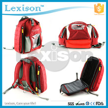PR-K01 factory wholesale custom first aid emergency backpack, medical backpack