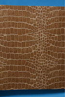 home deep embossing goodsell heavy thick waterproof leather design famous nice touch vinyl PVC wallpapers