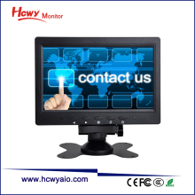 Industrial / Medical / Pos 7 inch 8 inch 10 inch Touch Screen Monitor