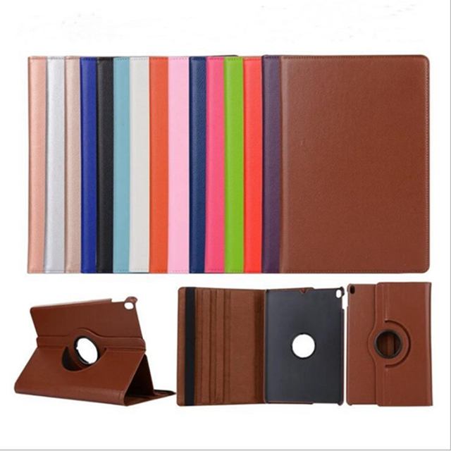 For iPad Pro 10.5 2018 case leather flip stand cover for iPad