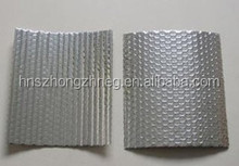 aluminum foil air bubble insulation for building equipments wall heat insulation materials