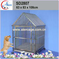 Factory wholesale pet crate dog furniture
