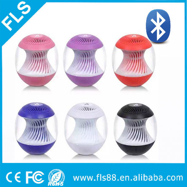 Mini Ball Bluetooth Wireless Speaker Portable Stereo For iPhone Samsung Tablet