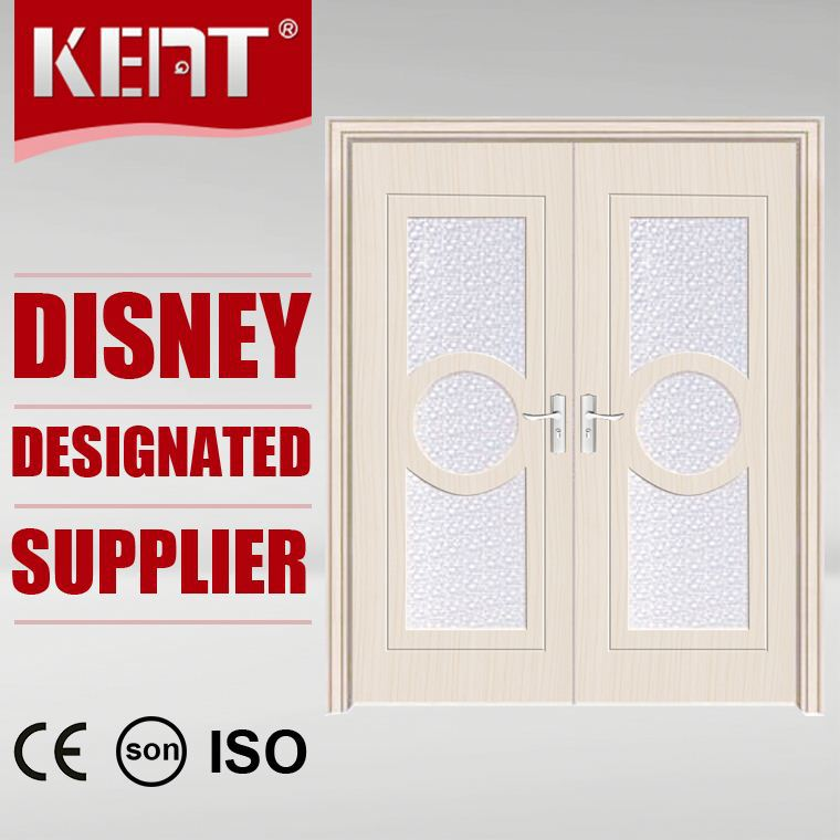 KENT DOORS Global Promotion Wooden Interior Door With Pvc Coating