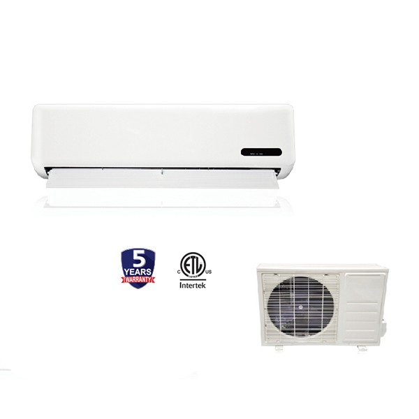 Hydroponics 9000 / 12000 btu wall mounted split type air conditioner