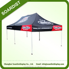 Customized large canopy outdoor folding tent