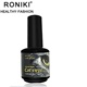 RONIKI Private Label OEM Free Sample Nail Gel Polish Cat Eye Laser Color Cat Eye UV Gel