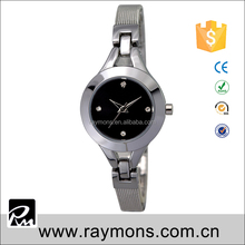 Fashion high quality case by china factory made fashion elegant lady choice watches