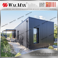 CH-AF005 modular prefab container house for living