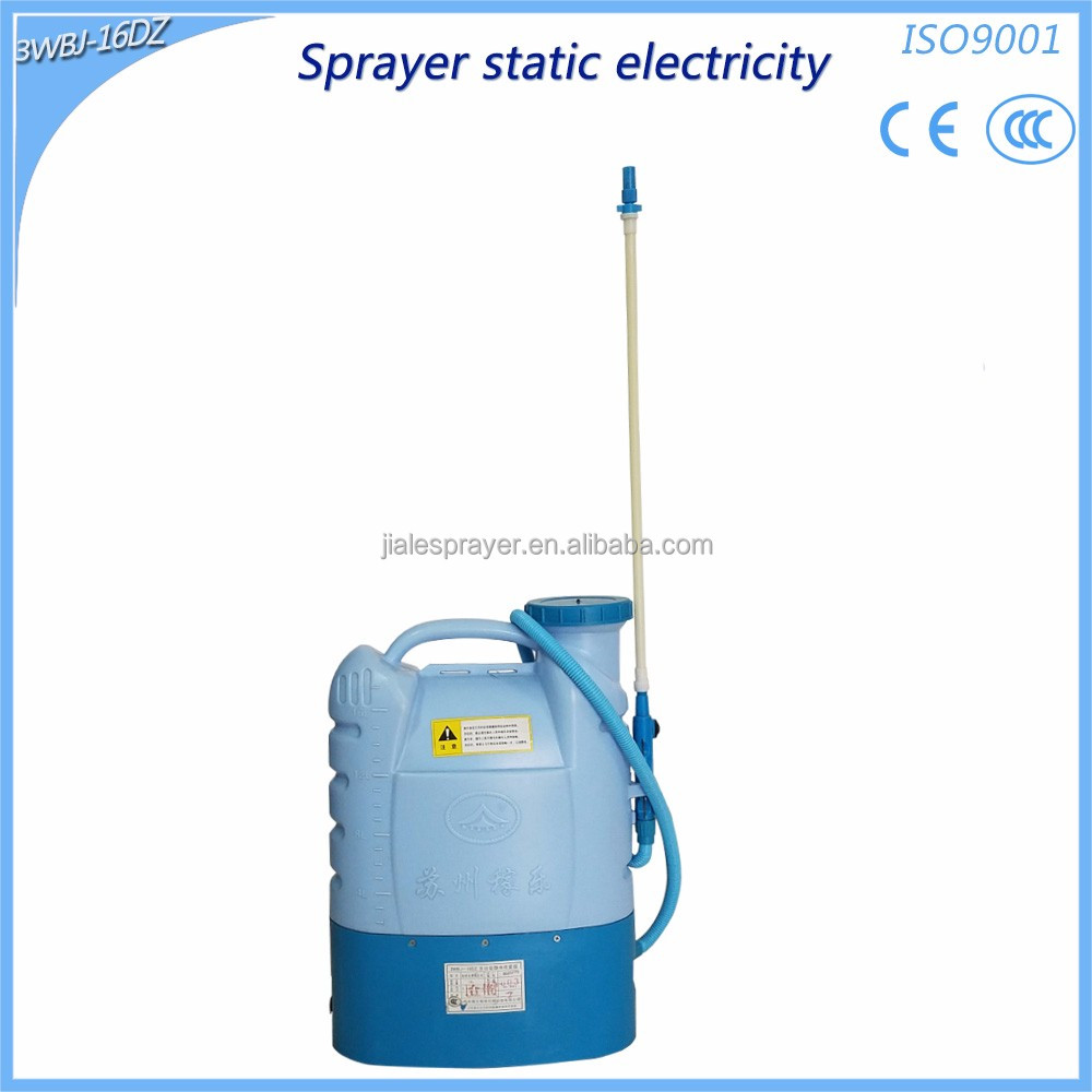 2016 Unique agriculture Dynamoelectric Electrostatic power Sprayer With Pest Control