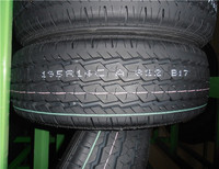 Chinese car tire 215/65R15C for middle east, africa market
