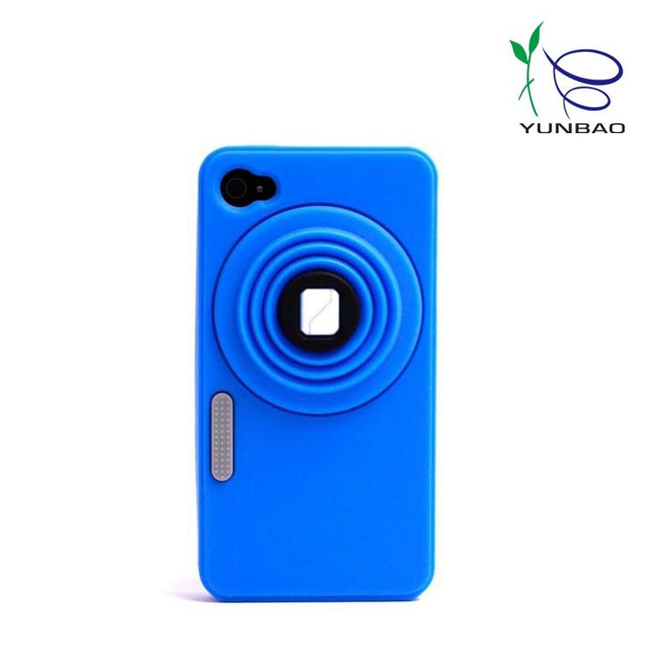 Factory supply china mobile phone silicon case for iphone5
