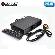 JUNUO OEM quality full HD FTA digita hd satellite receiver pakistan dvb-s2