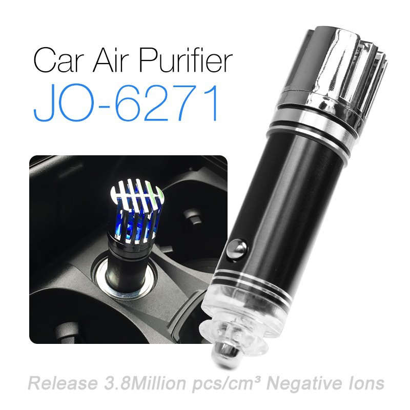 Innovative New Car Air Deodorizer JO-6271 (Only 8's to Remove Smoke)