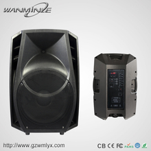 Active Public Speaker 15 Inch China Wholesale PA Speaker