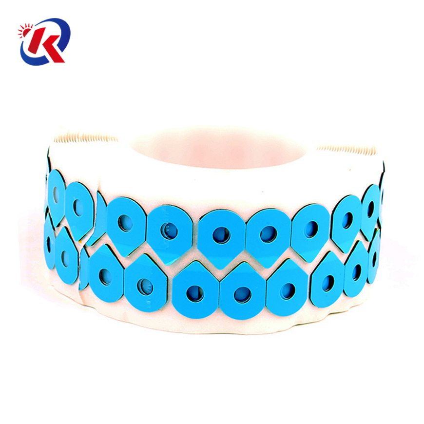 wholesale round oval blue lens blocking pads