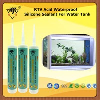 RTV Acid Waterproof Silicone Sealant For Water Tank